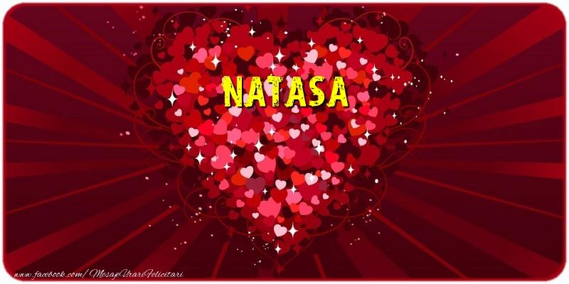 Felicitari de dragoste   Natasa