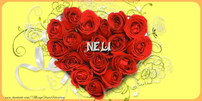 Felicitari de dragoste | Neli