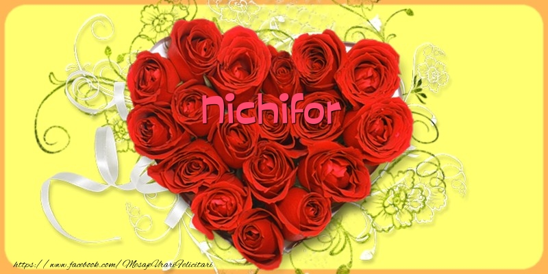 Felicitari de dragoste   Love Nichifor