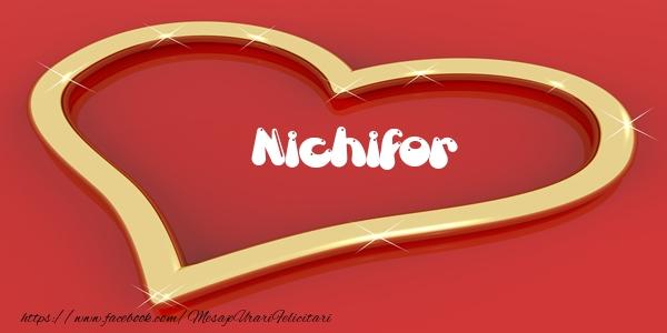 Felicitari de dragoste | Love Nichifor