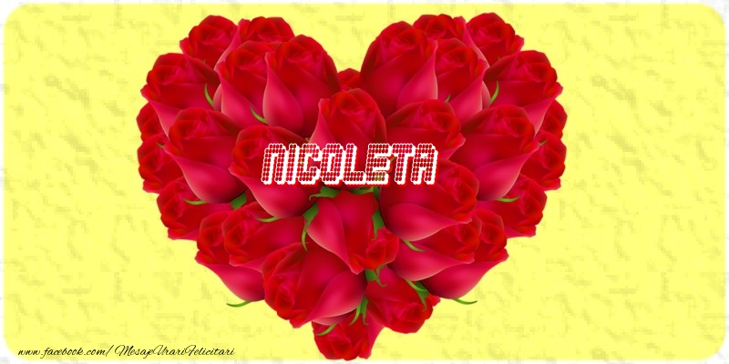 Felicitari de dragoste | Nicoleta