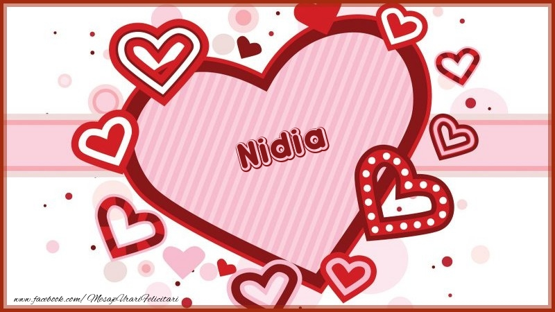 Felicitari de dragoste | Nidia