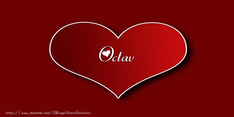 Felicitari de dragoste | Love Octav
