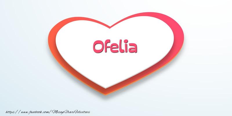 Felicitari de dragoste | Love Ofelia