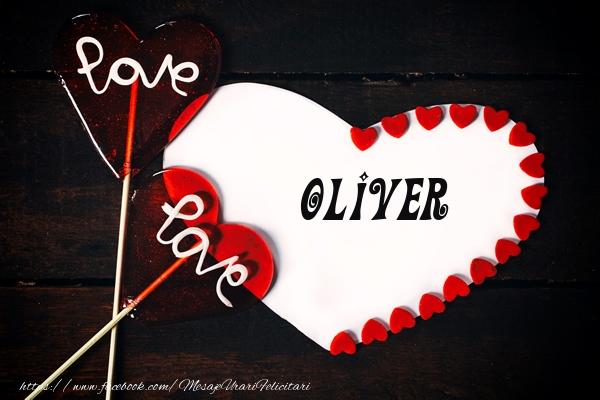 Felicitari de dragoste   Love Oliver