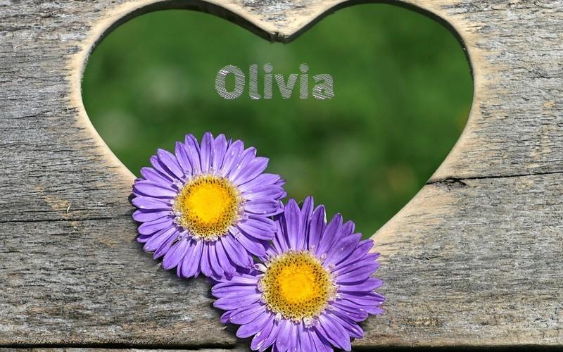 Felicitari de dragoste   Olivia