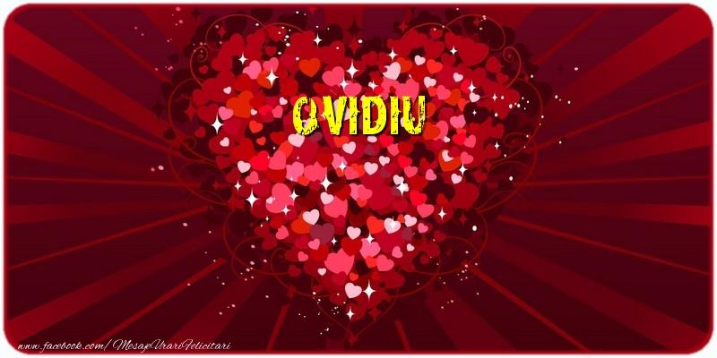 Felicitari de dragoste | Ovidiu