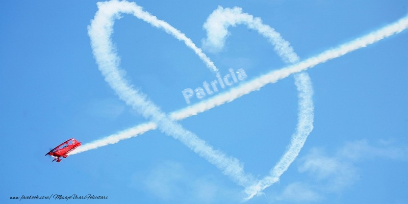 Felicitari de dragoste | Patricia