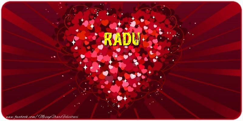 Felicitari de dragoste   Radu