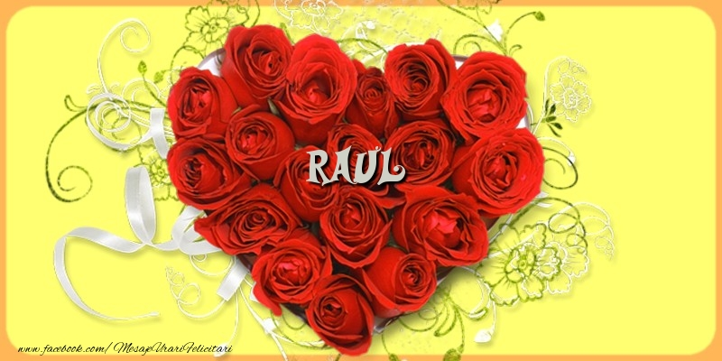 Felicitari de dragoste | Raul