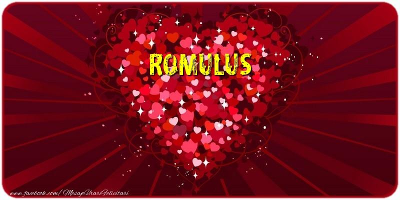 Felicitari de dragoste | Romulus
