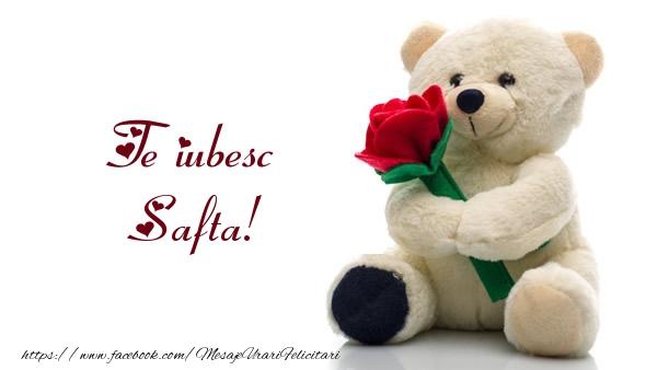 Felicitari de dragoste | Te iubesc Safta!