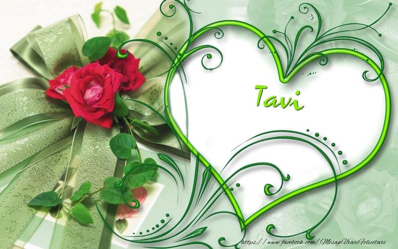 Felicitari de dragoste   Tavi