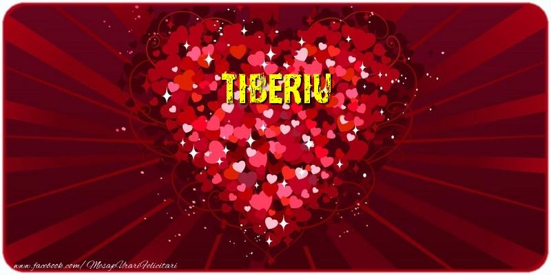 Felicitari de dragoste | Tiberiu