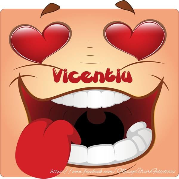 Felicitari de dragoste | Love Vicentiu