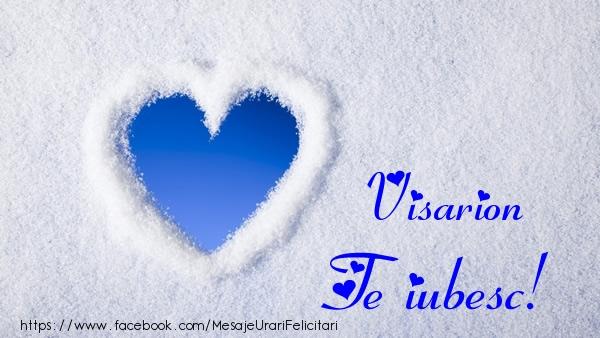 Felicitari de dragoste | Visarion Te iubesc!
