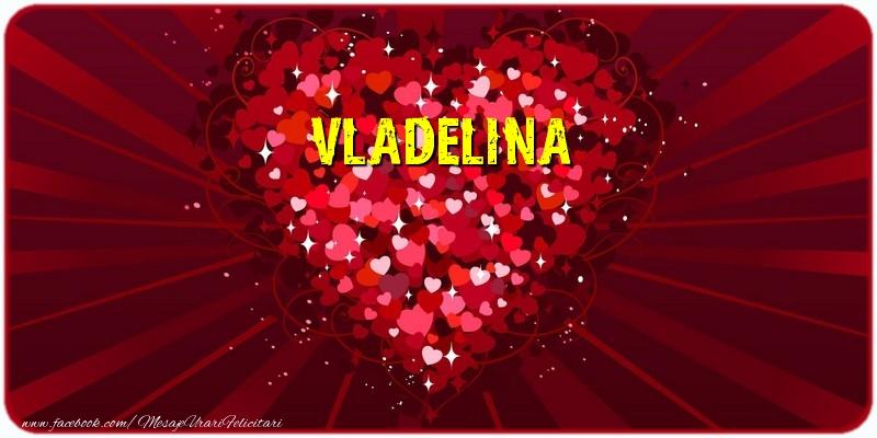 Felicitari de dragoste | Vladelina