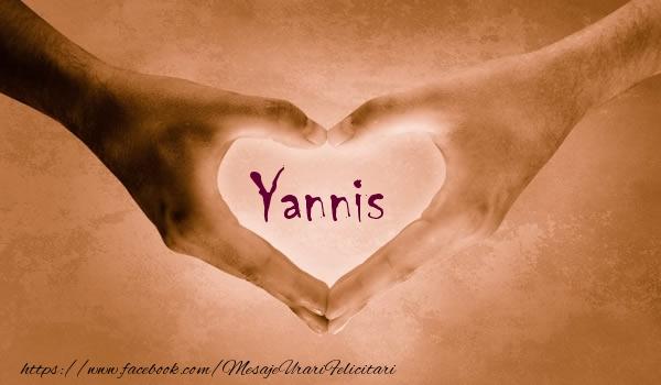 Felicitari de dragoste | Love Yannis