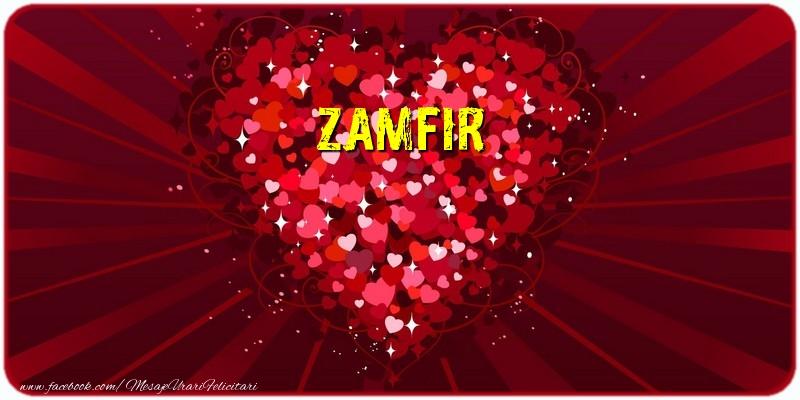Felicitari de dragoste | Zamfir