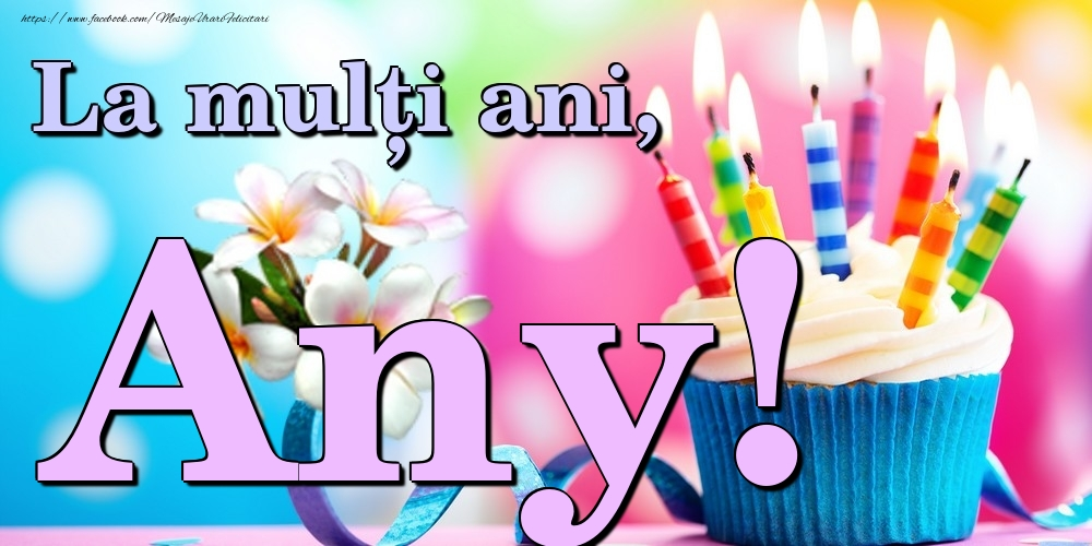 Felicitari de la multi ani | La mulți ani, Any!
