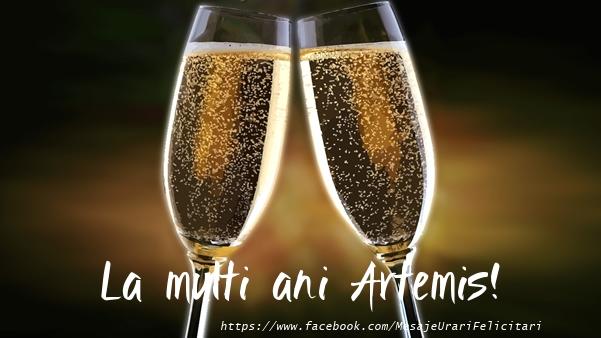 Felicitari de la multi ani | La multi ani Artemis!