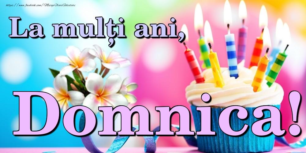 Felicitari de la multi ani | La mulți ani, Domnica!