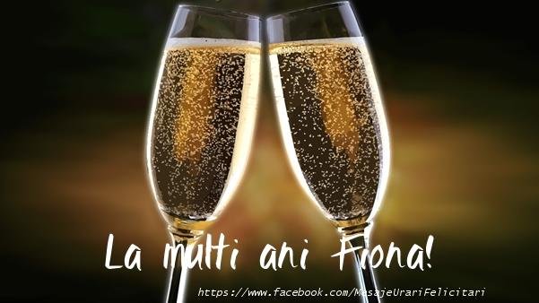 Felicitari de la multi ani | La multi ani Fiona!