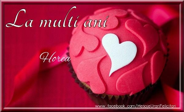 Felicitari de la multi ani   La multi ani Horea