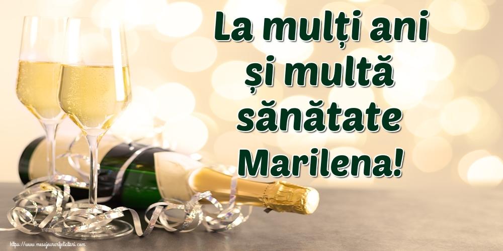 Felicitari de la multi ani | La mulți ani și multă sănătate Marilena!