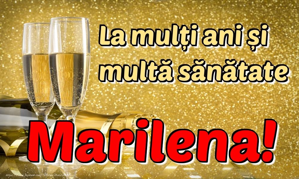 Felicitari de la multi ani | La mulți ani multă sănătate Marilena!