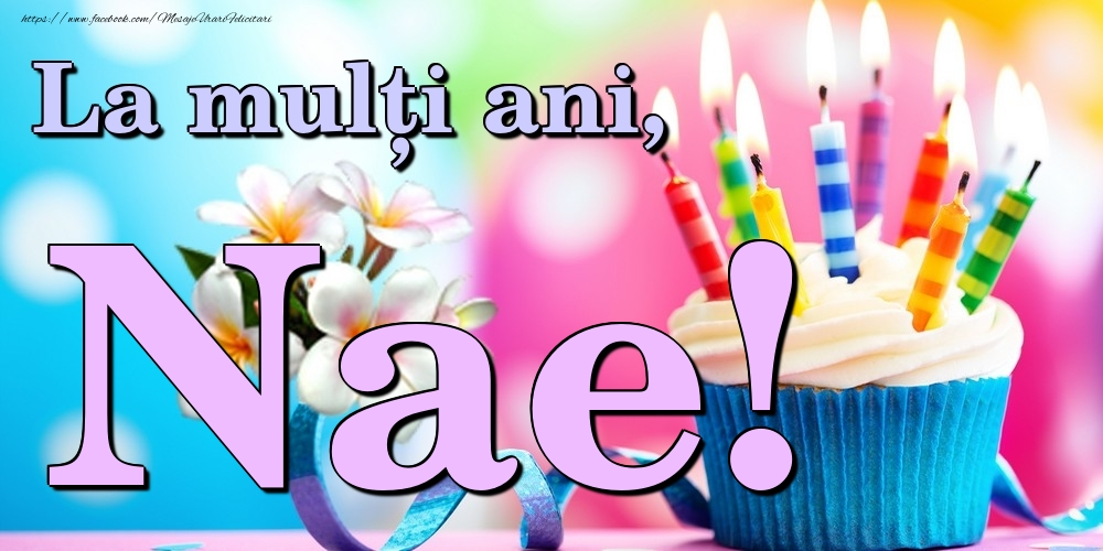 Felicitari de la multi ani | La mulți ani, Nae!