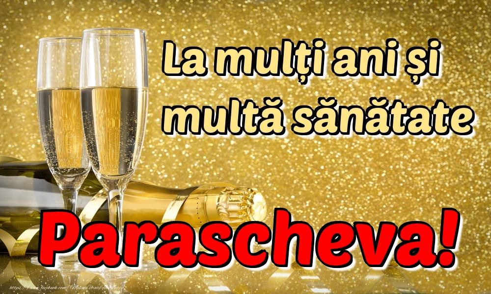 Felicitari de la multi ani | La mulți ani multă sănătate Parascheva!