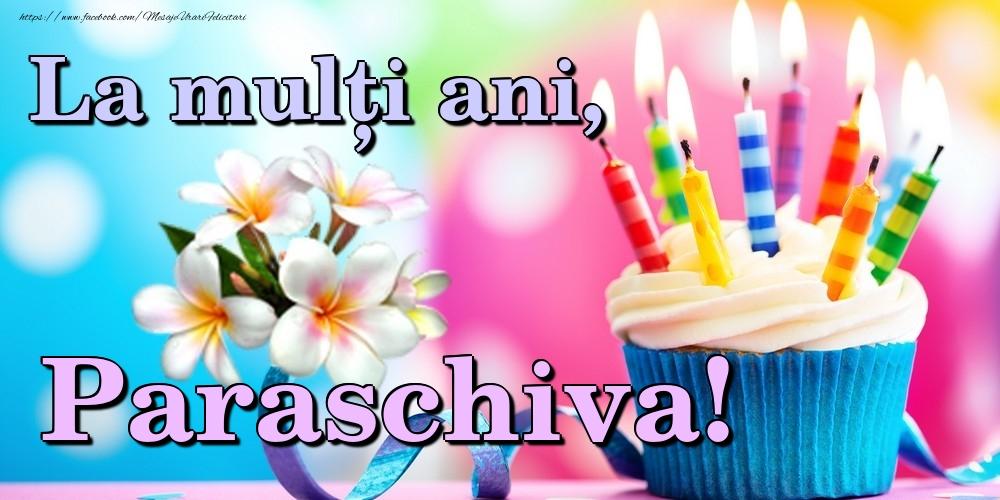 Felicitari de la multi ani | La mulți ani, Paraschiva!