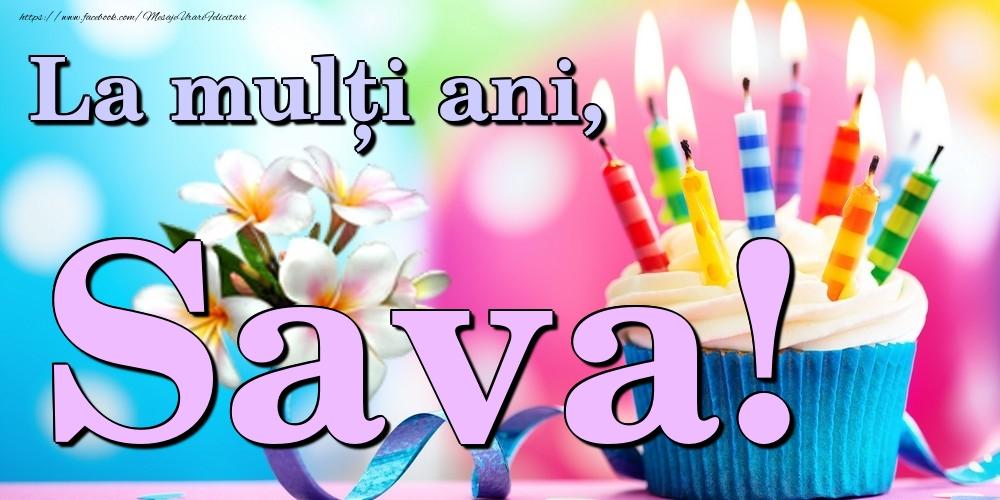 Felicitari de la multi ani | La mulți ani, Sava!