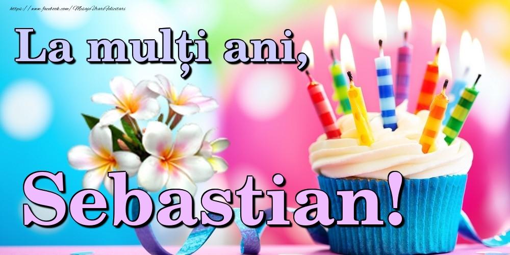 Felicitari de la multi ani | La mulți ani, Sebastian!
