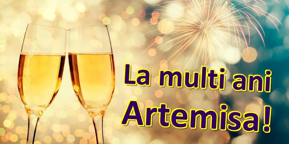 Felicitari de zi de nastere | La multi ani Artemisa!