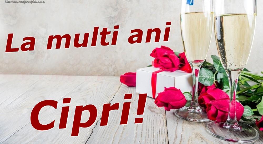 Felicitari de zi de nastere | La multi ani Cipri!