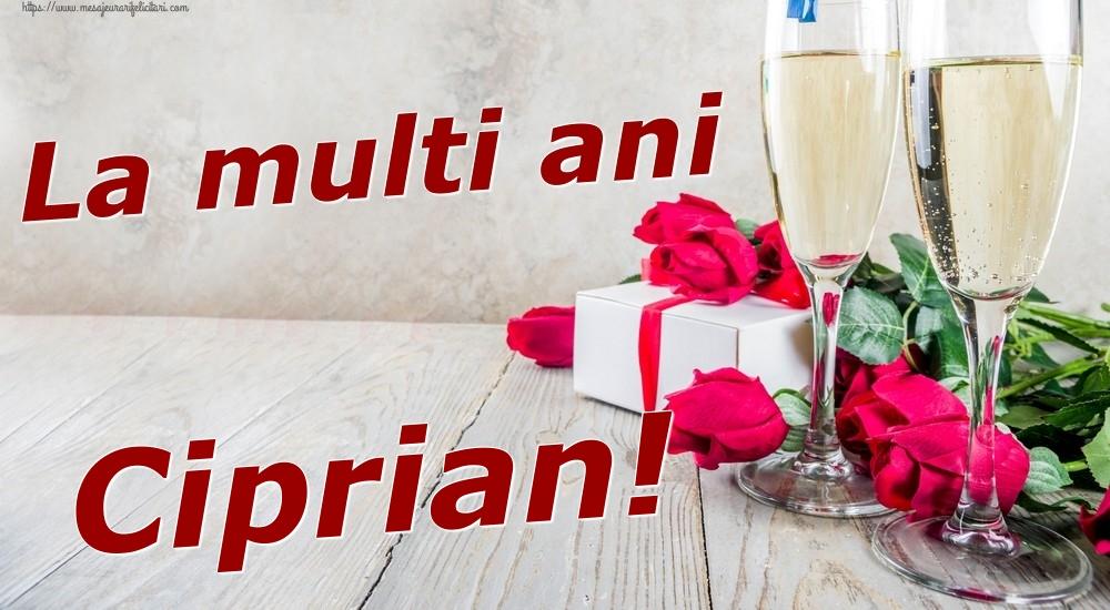 Felicitari de zi de nastere | La multi ani Ciprian!