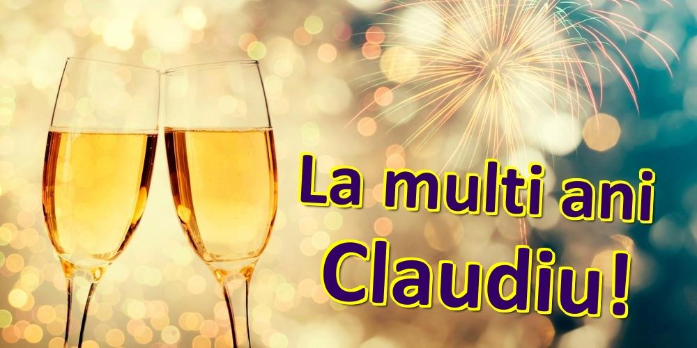 Felicitari de zi de nastere | La multi ani Claudiu!