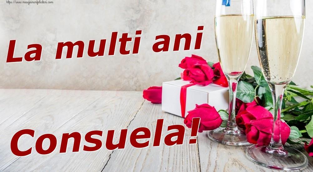 Felicitari de zi de nastere | La multi ani Consuela!