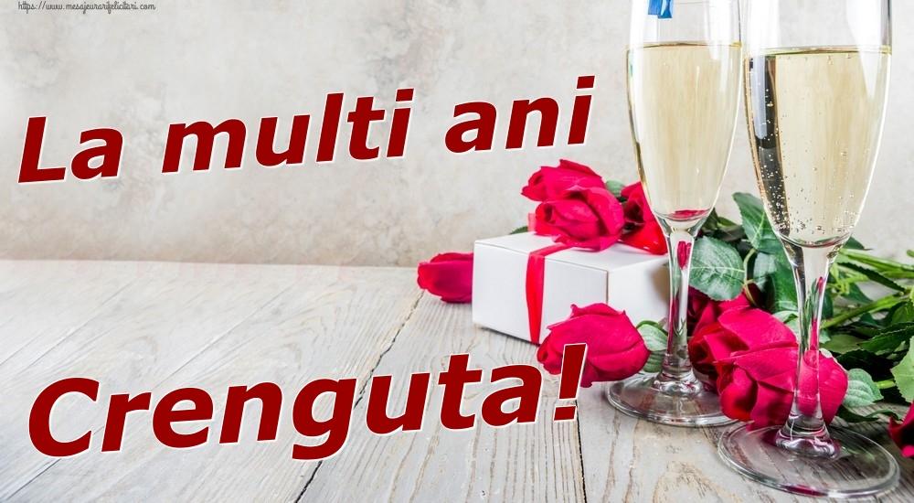 Felicitari de zi de nastere   La multi ani Crenguta!