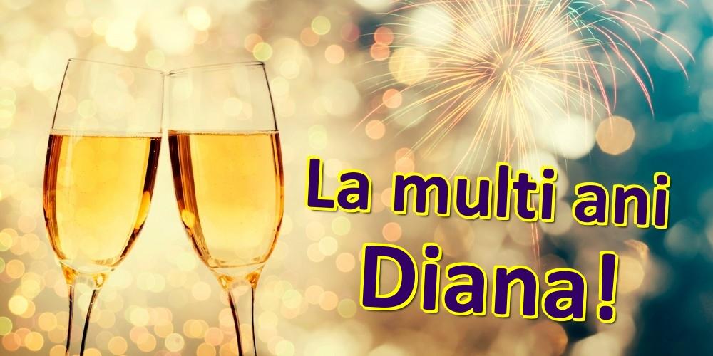 Felicitari de zi de nastere | La multi ani Diana!