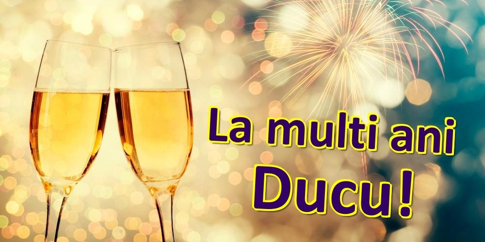 Felicitari de zi de nastere | La multi ani Ducu!