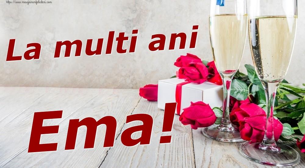 Felicitari de zi de nastere | La multi ani Ema!