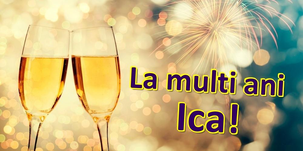 Felicitari de zi de nastere | La multi ani Ica!