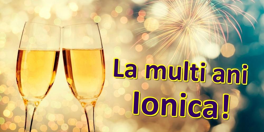 Felicitari de zi de nastere | La multi ani Ionica!
