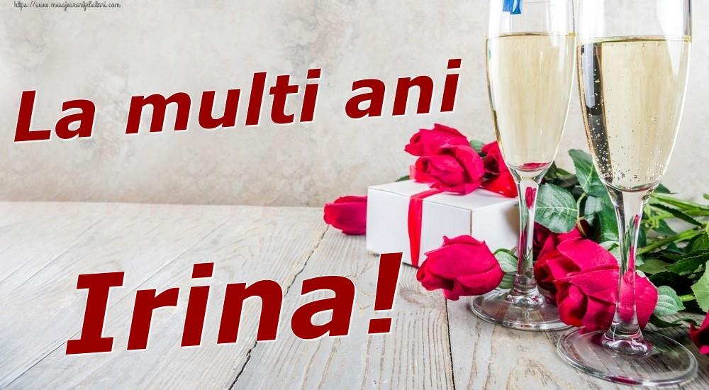 Felicitari de zi de nastere | La multi ani Irina!