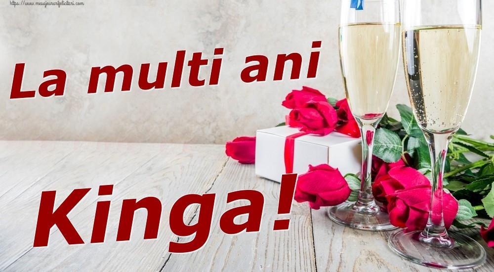 Felicitari de zi de nastere | La multi ani Kinga!