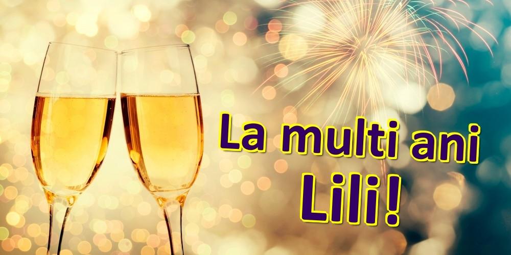 Felicitari de zi de nastere | La multi ani Lili!