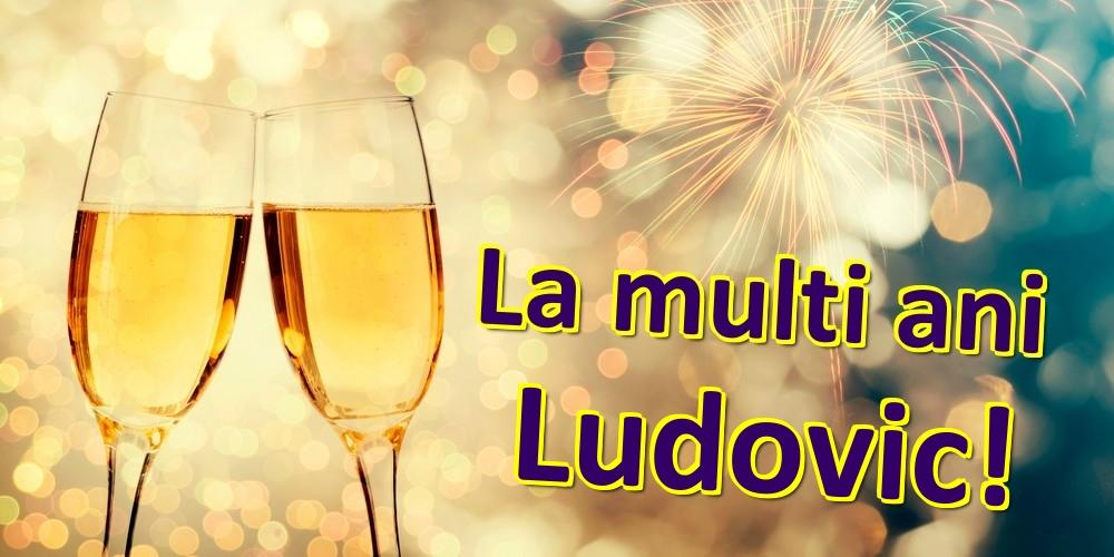 Felicitari de zi de nastere | La multi ani Ludovic!